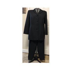 Women's four piece suit.
